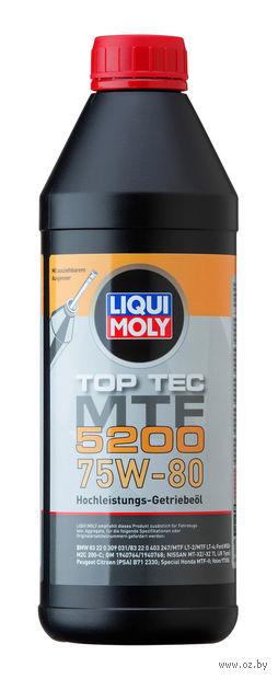 """Масло трансмиссионное """"Top Tec MTF 5200"""" 75W-80 (1 л) — фото, картинка"""