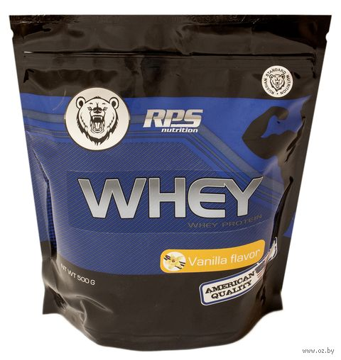 "Протеин ""Whey Protein"" (500 г; ваниль) — фото, картинка"