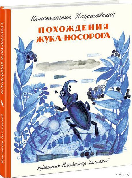 Похождения Жука-Носорога. Константин Паустовский