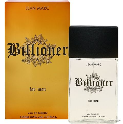 "Туалетная вода для мужчин ""Billioner"" (100 мл)"