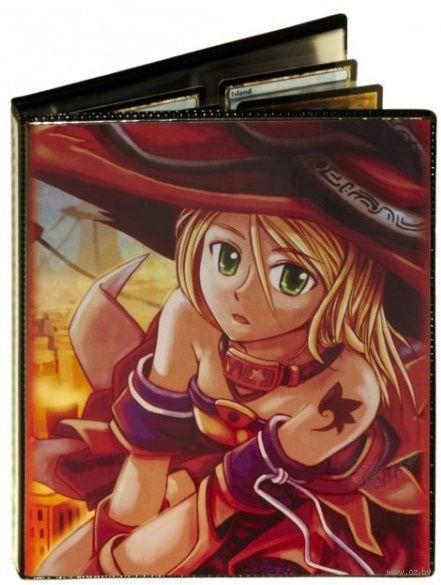 """Альбом для карт """"Ведьма-манга"""" (56-112 карт) — фото, картинка"""