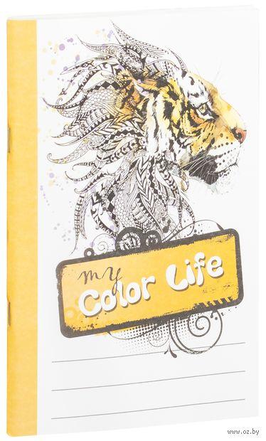"""Блокнот """"My color life"""" (А5) — фото, картинка"""