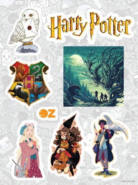 """Набор наклеек """"Гарри Поттер"""" — фото, картинка"""
