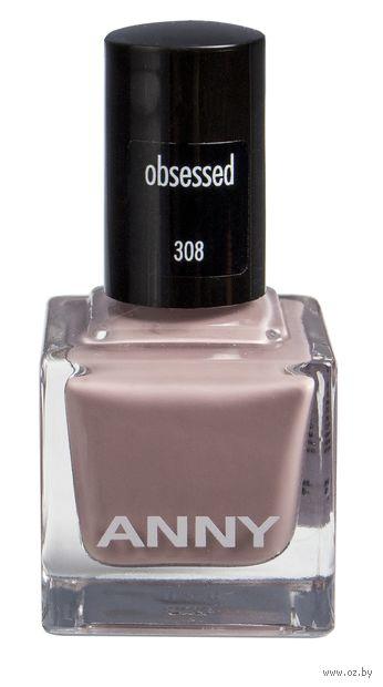 """Лак для ногтей """"Anny Nail Polish"""" (тон: 308, obsessed) — фото, картинка"""