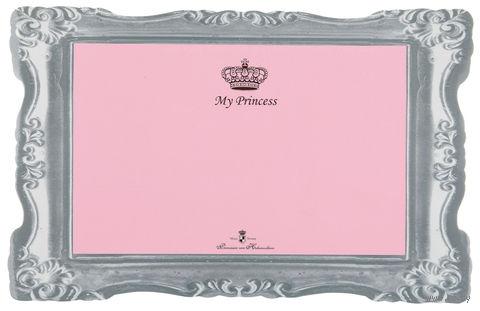 """Коврик под миску """"My Princess"""" (44х28 см) — фото, картинка"""