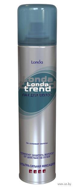 """Лак для волос  LONDATREND """"Ультрасильная фиксация"""" (250 мл)"""