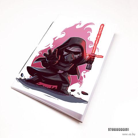 """Блокнот """"Звездные войны"""" (А7; арт. 891) — фото, картинка"""