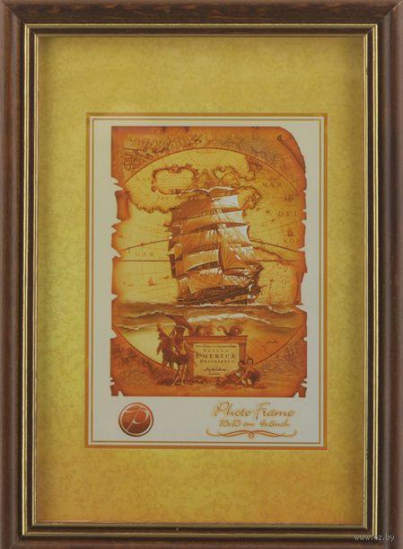 """Фоторамка деревянная """"Sandy"""" (10х15 см) — фото, картинка"""