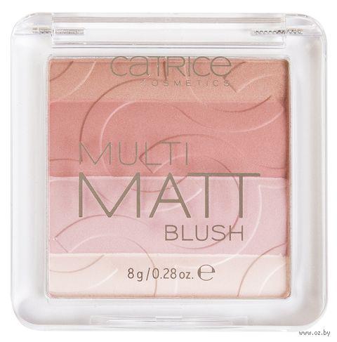 "Румяна ""Multi Matt Blush"" (тон: 020, la-lavender) — фото, картинка"