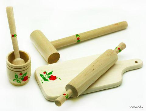 """Игровой набор """"Кухонные принадлежности"""" (арт. Д-303) — фото, картинка"""