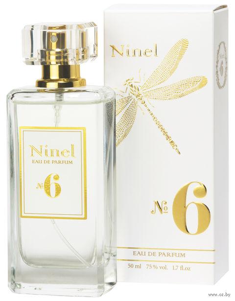 """Парфюмерная вода для женщин """"Ninel №6"""" (50 мл) — фото, картинка"""