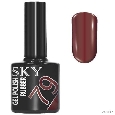 """Гель-лак для ногтей """"Sky"""" тон: 79 — фото, картинка"""