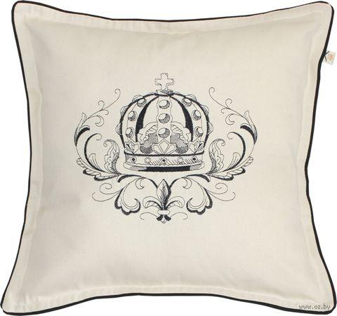 "Подушка ""Корона Наполеона"" (48х48 см; арт. 01-621) — фото, картинка"