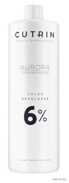 """Окислитель для волос """"Color Developer 6%"""" (1 л) — фото, картинка"""