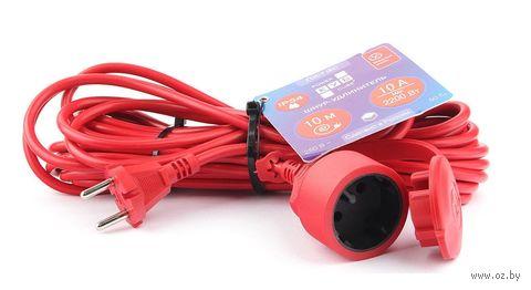 Удлинитель PowerCube PC-3-B-10(IP), 10м — фото, картинка
