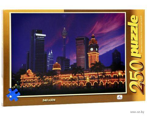 """Пазл """"Города. Восточный мегаполис"""" (247 элементов) — фото, картинка"""