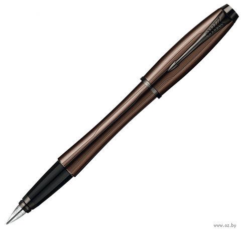 """Ручка перьевая Parker """"Urban Premium Metallic Brown"""""""