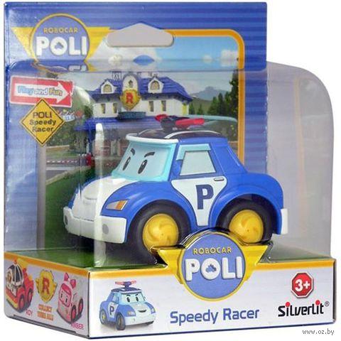"""Полицейская машина """"Поли"""""""