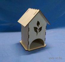 """Чайный домик """"Чайный лист"""" (арт. МВ00361) — фото, картинка"""
