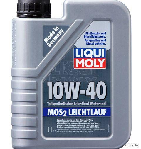 "Масло моторное ""MoS2 Leichtlauf"" 10W-40 (1 л) — фото, картинка"