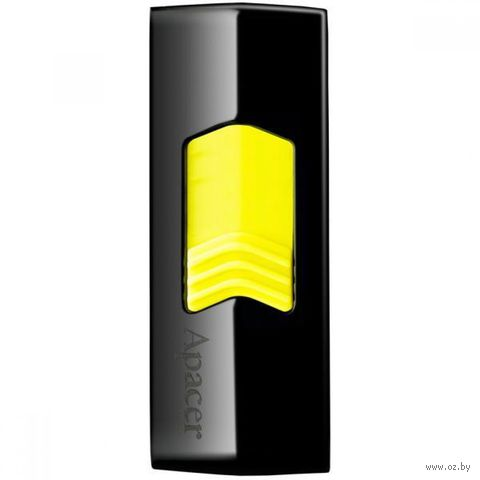 USB Flash Drive 8Gb Apacer AH 332 (Yellow)