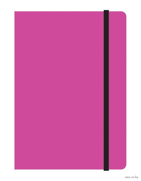 """Блокнот в клетку """"Study up"""" (А6; 120 листов; розовый)"""