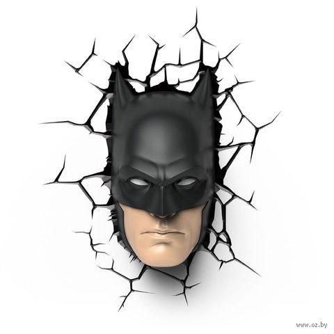 "Декоративный светильник ""Бэтмен. Маска"" — фото, картинка"