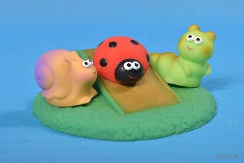 """Набор игрушек для купания """"Насекомые"""" (4 шт.) — фото, картинка"""