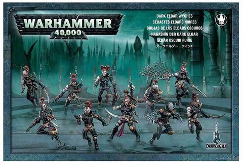 Warhammer 40.000. Dark Eldar. Wyches (45-08) — фото, картинка