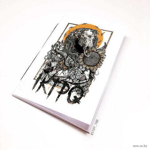 """Блокнот """"IKTPQ"""" (А5; арт. 120) — фото, картинка"""