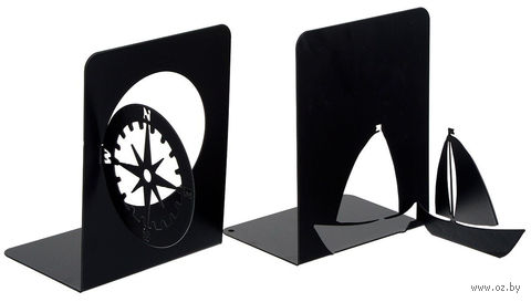 """Декоративная подставка-ограничитель для книг """"Навигация"""" — фото, картинка"""