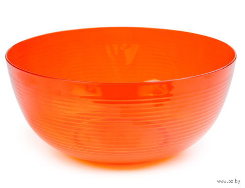 "Салатник ""Fresh"" (2 л; апельсин) — фото, картинка"
