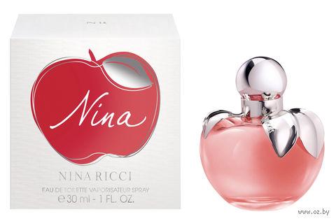 "Туалетная вода для женщин Nina Ricci ""Nina"" (30 мл) — фото, картинка"