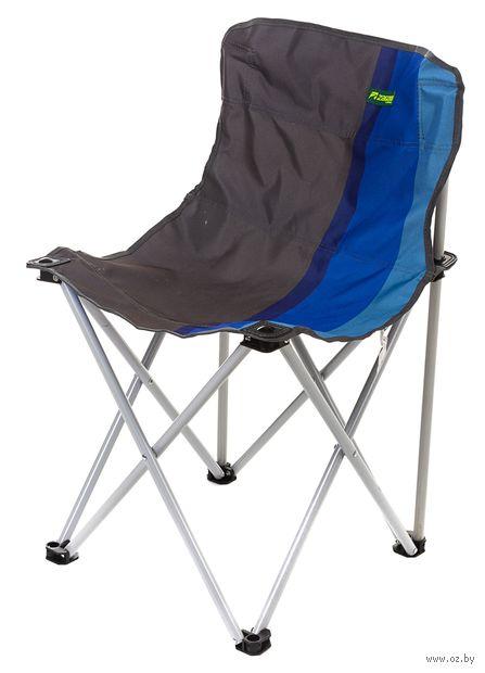 """Кресло туристическое """"К 503"""" (синее) — фото, картинка"""