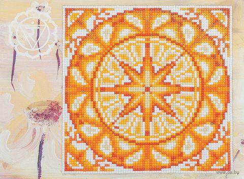 "Алмазная вышивка-мозаика ""Манипура"" (180х240 мм) — фото, картинка"