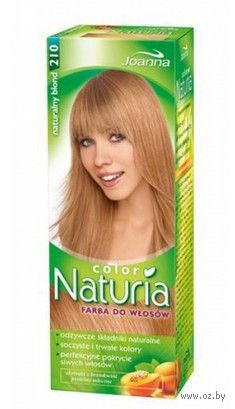Краска для волос (тон: 210, натуральный блонд)