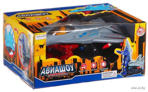 """Робот-трансформер """"Самолет. Авиашоу"""""""