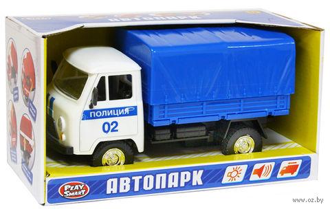 """Модель машины """"Полиция"""" (арт. А51583)"""