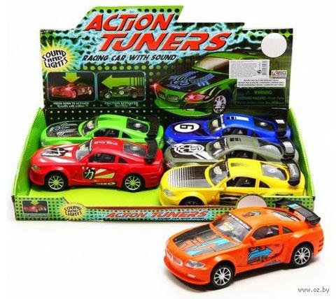 """Набор машинок """"Action Tuners"""" — фото, картинка"""