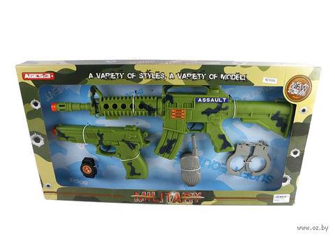 """Игровой набор """"Военный"""" (арт. 6588AB) — фото, картинка"""