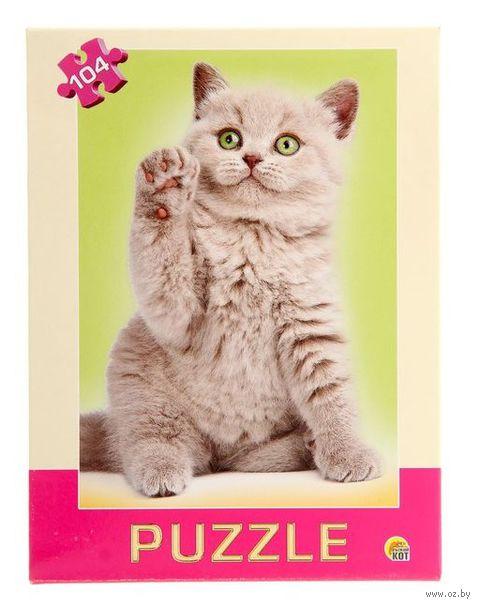 """Пазл """"Самый любимый котенок"""" (104 элемента)"""
