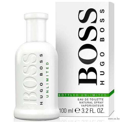 """Туалетная вода для мужчин Hugo Boss """"Bottled Unlimited"""" (100 мл)"""