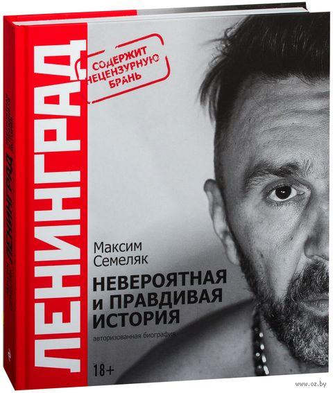 Ленинград. Невероятная и правдивая история группы. 20 лет — фото, картинка