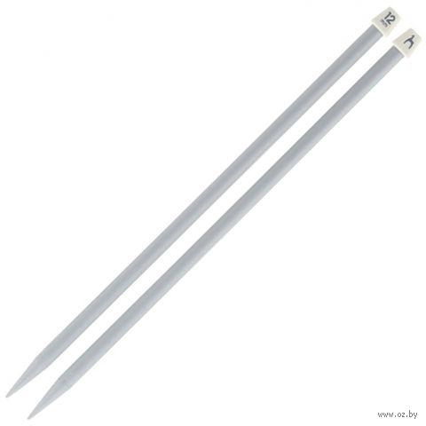 Спицы для вязания (пластик; 12 мм; 40 см) — фото, картинка