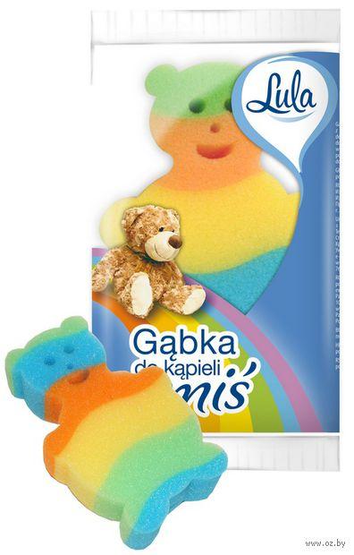 "Мочалка детская ""Медвежонок"" — фото, картинка"