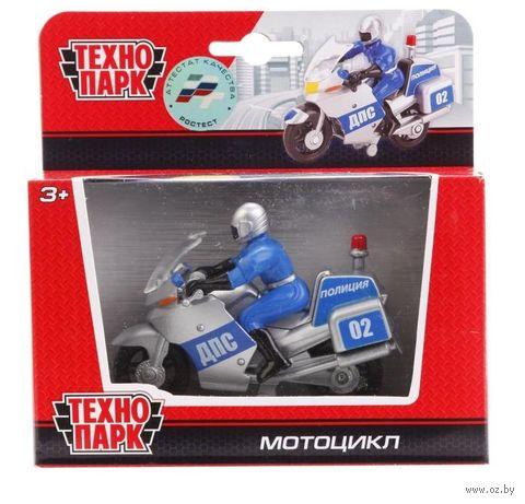 """Игровой набор """"Мотоцикл с фигуркой"""" (арт. SB-15-04-BLС) — фото, картинка"""