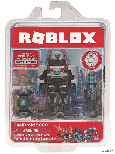 """Фигурка """"Roblox. Батлбот 5000"""" — фото, картинка"""