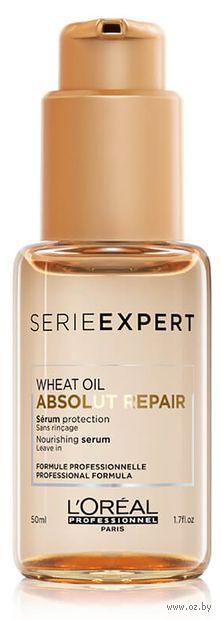 """Сыворотка для волос """"Absolut Repair Gold"""" (50 мл) — фото, картинка"""
