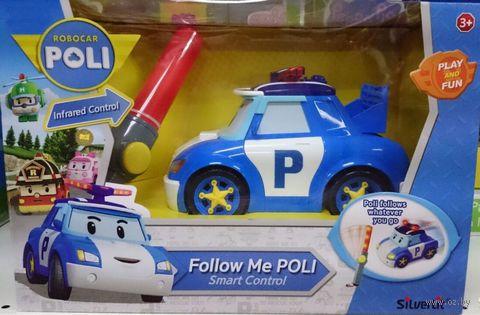 """Автомобиль на радиоуправлении """"Поли - следуй за мной"""""""