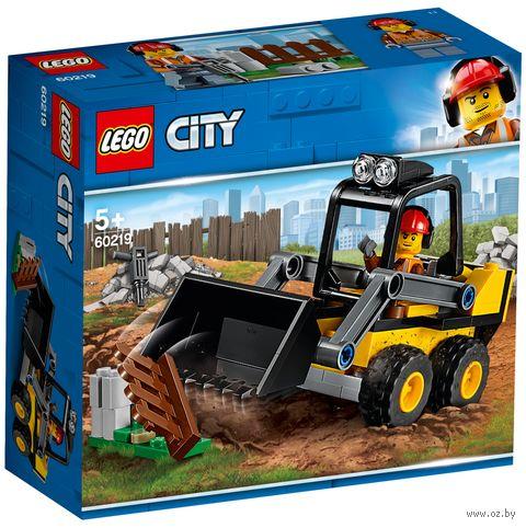 """LEGO City """"Строительный погрузчик"""" — фото, картинка"""